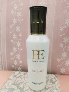 エステサロンヴィーボで使用している高保湿美容液PE THE QUEEN